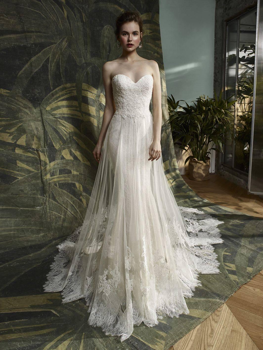 ENZOANI WEDDING DRESS KODIE