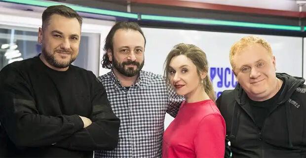 Илья Авербух в гостях у «Русских Перцев» - Новости радио OnAir.ru