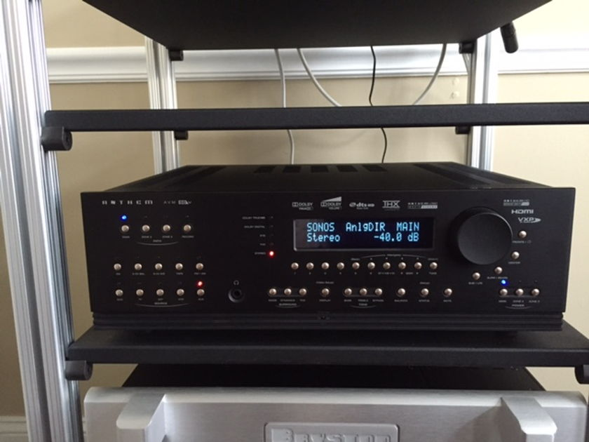 Anthem AVM-50v 2.1 - Pre/Pro in Excellent Condition