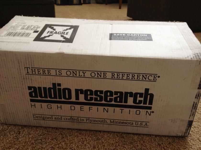 Audio Research  LS2BMkII Preamplifier