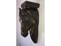 Horse Head Wall Hanging Display Shelf