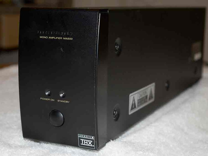 Marantz   MA500 Monoblock Amplifier