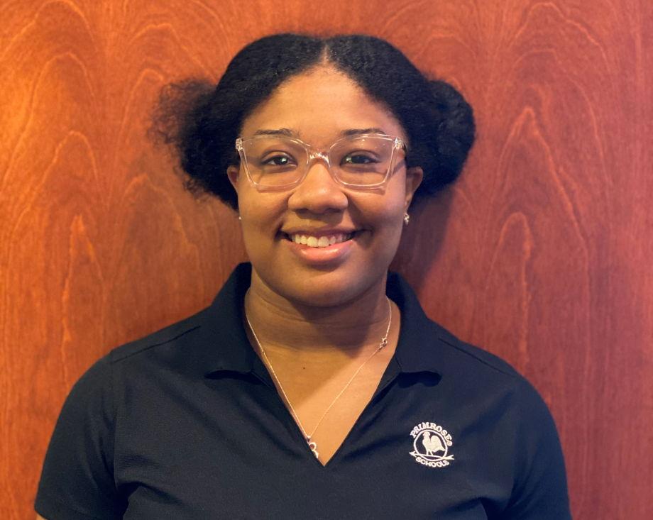 Ms. Foreman , Preschool 2 Lead Teacher