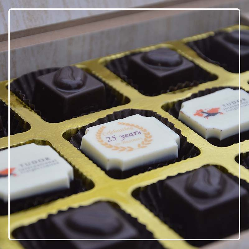 Personalised chocolates in India