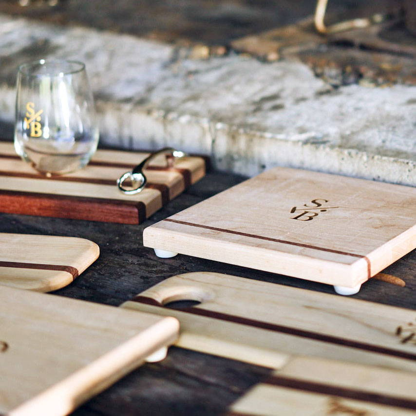 Equestrian inspired cheese, charcuterie & bread boards - Stick & Ball