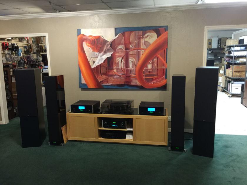 Tekton Design Pendragon floor speakers