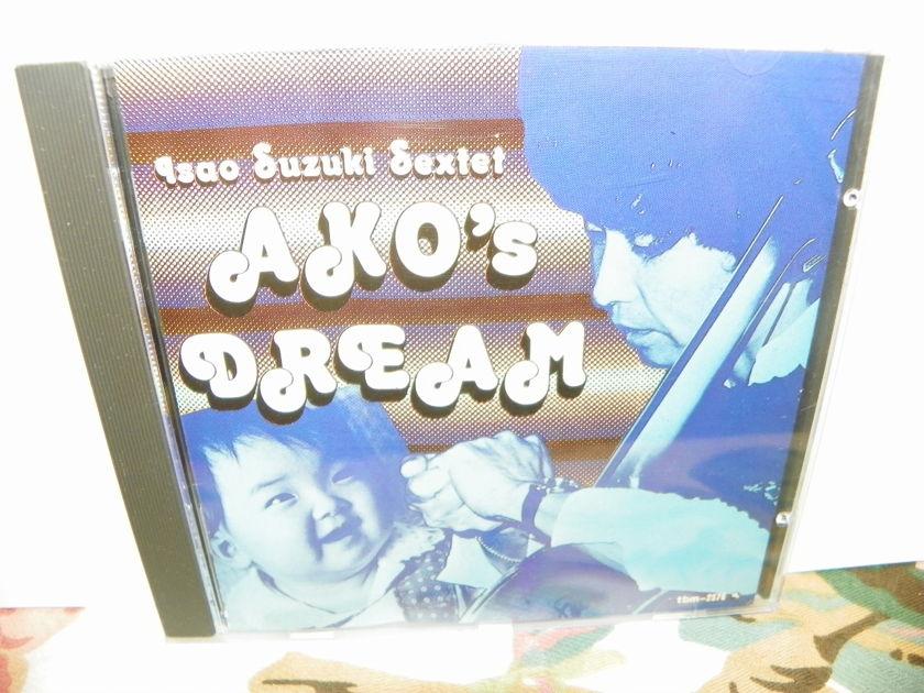 ISAO SUZUKI SEXTET - AKO'S DREAM TBM-2576