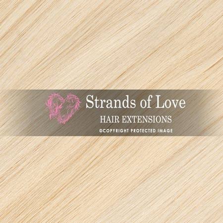 Strands Of Love Hair Extensions Colour Summer Blonde