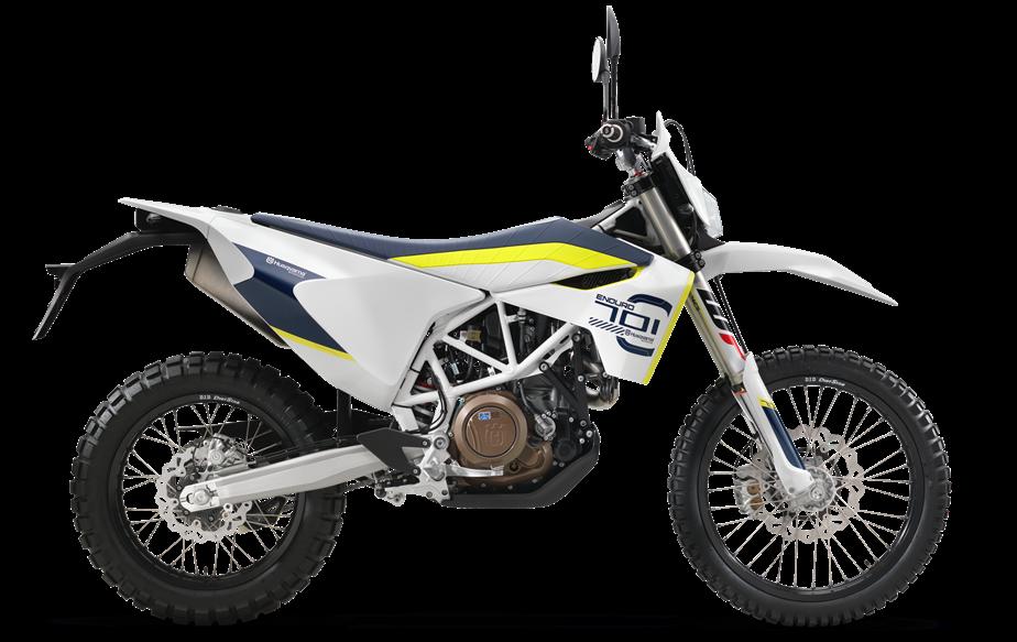 2018 HUSQVARNA MOTORCYCLES 701 ENDURO