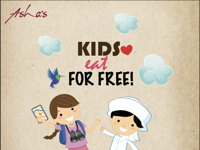 KIDS EAT FOR FREE! image