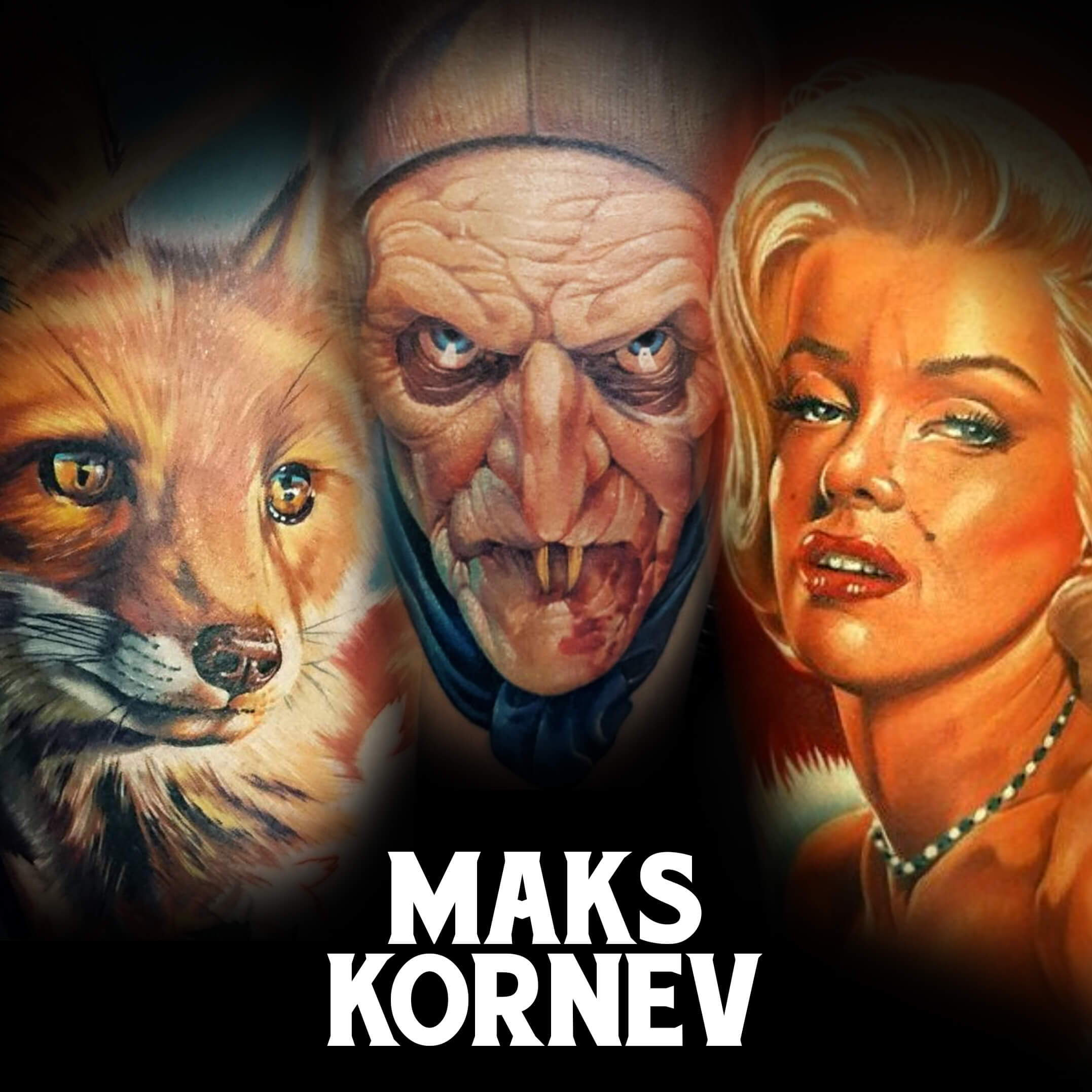 Maks Kornev Pro Series Set
