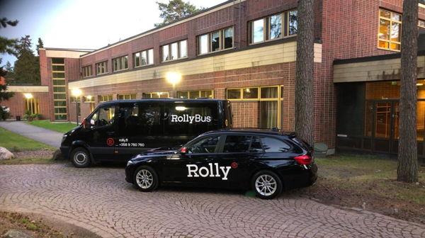 Rolly, Helsinki