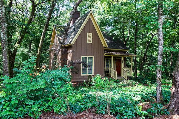 Wilderness Arbor  Cottage