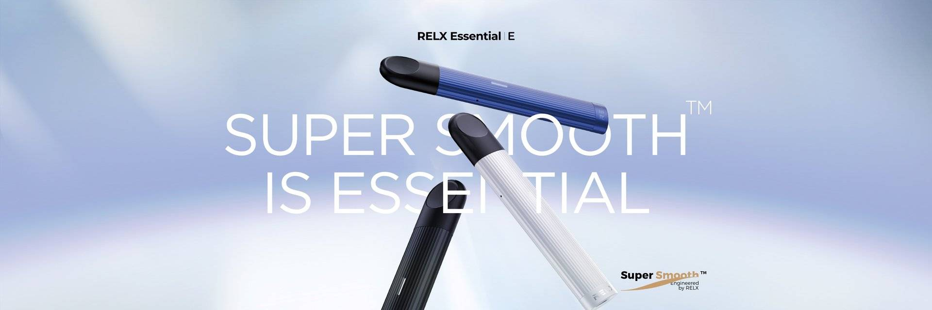 Super Smooth is Essential Device
