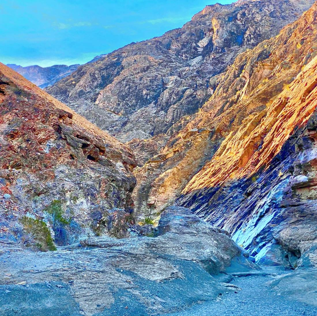 Death Valley Travel Series: Mosaic Canyon