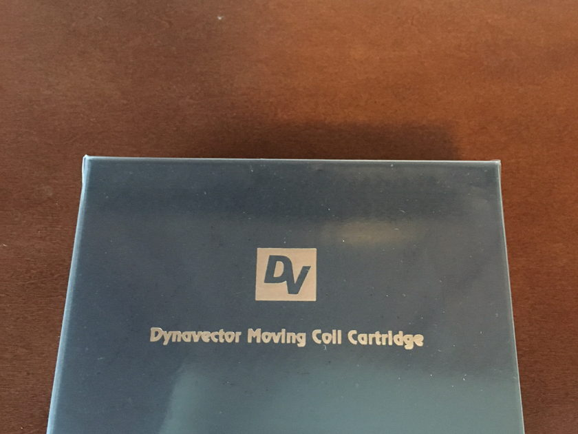 DYNAVECTOR  DYNAVECTOR - XX-2 MK2 MC Phono Cartridge