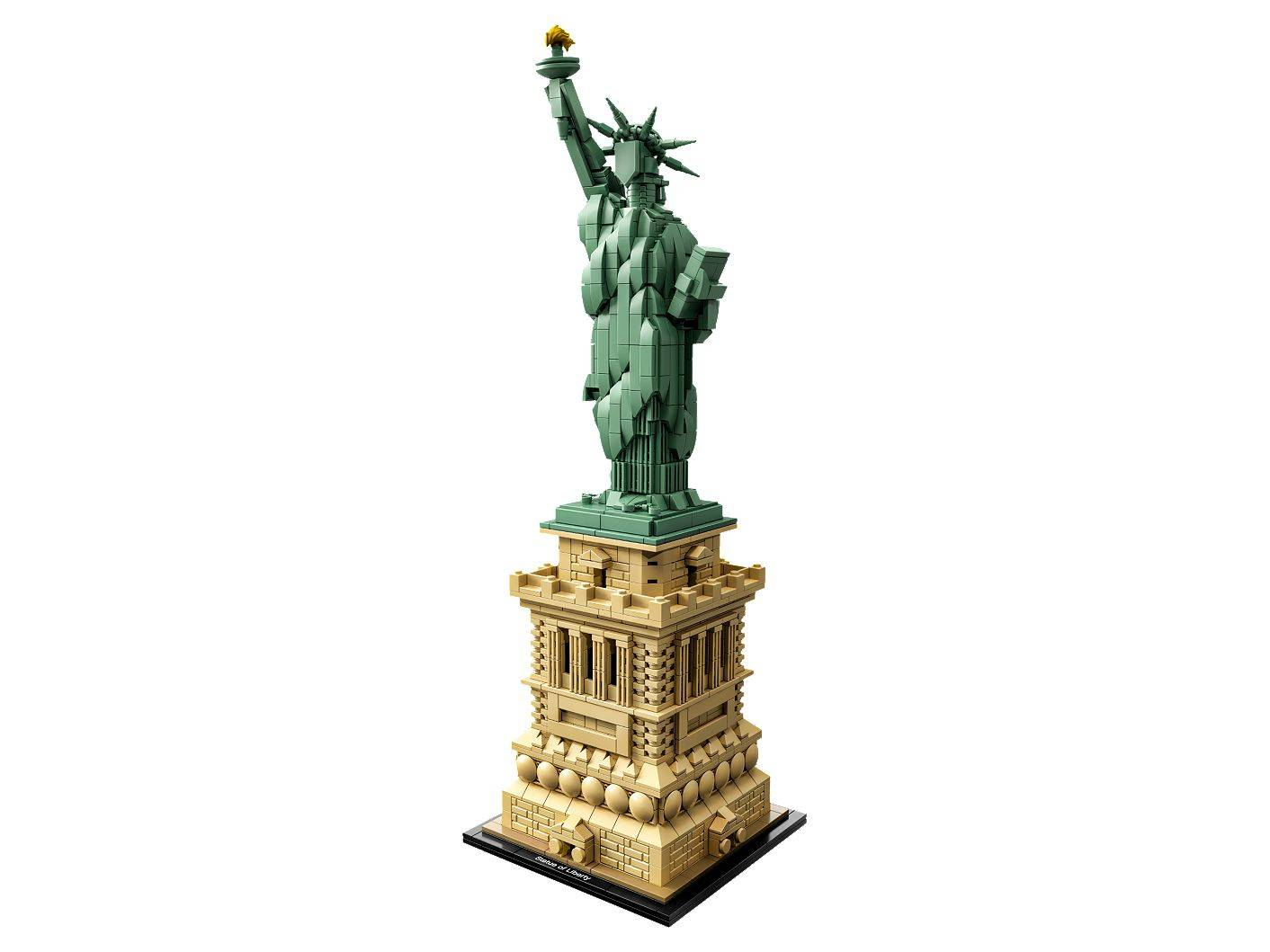 LEGO 3450 Statue of Liberty Sculpture