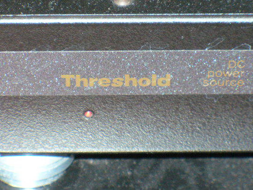 Threshold Fet 9 pre with mm/mc