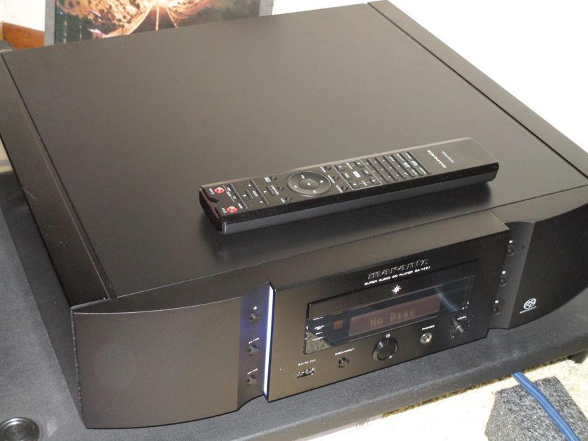 Marantz SA-14S1 CD/SACD Player