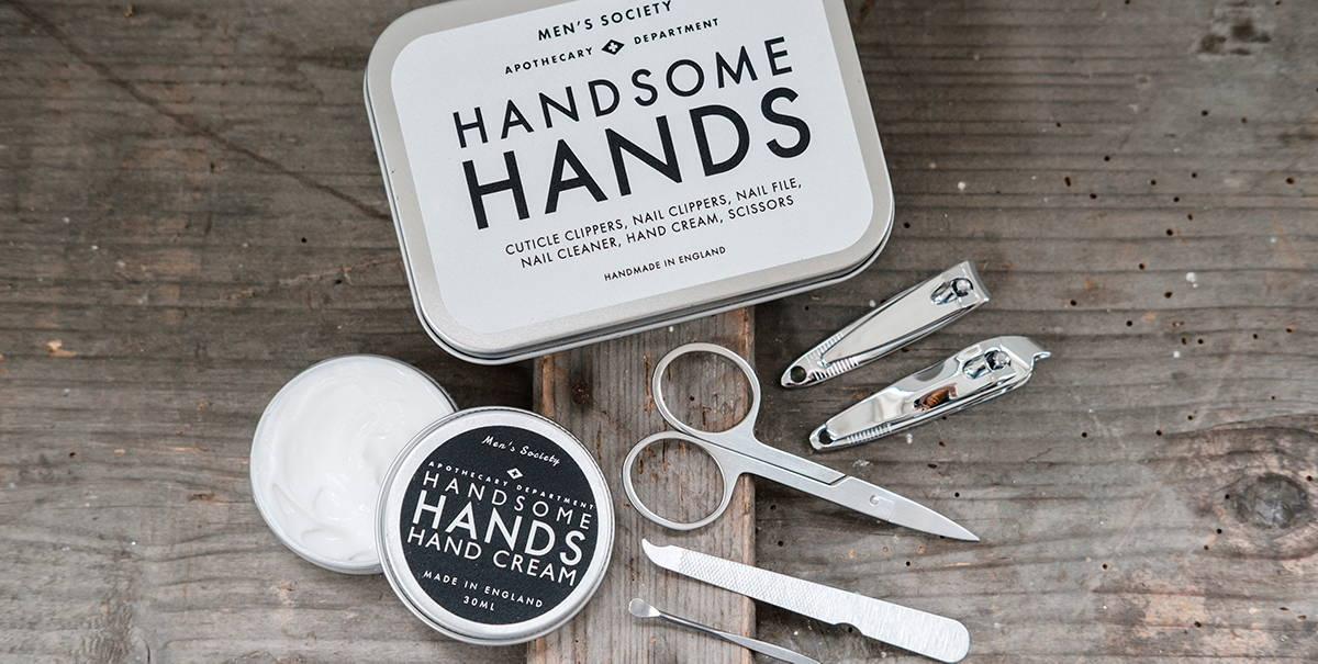 Handsome Hand Kit