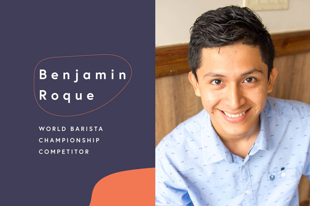 The Road to the World Barista Championships: Benjamin Roque