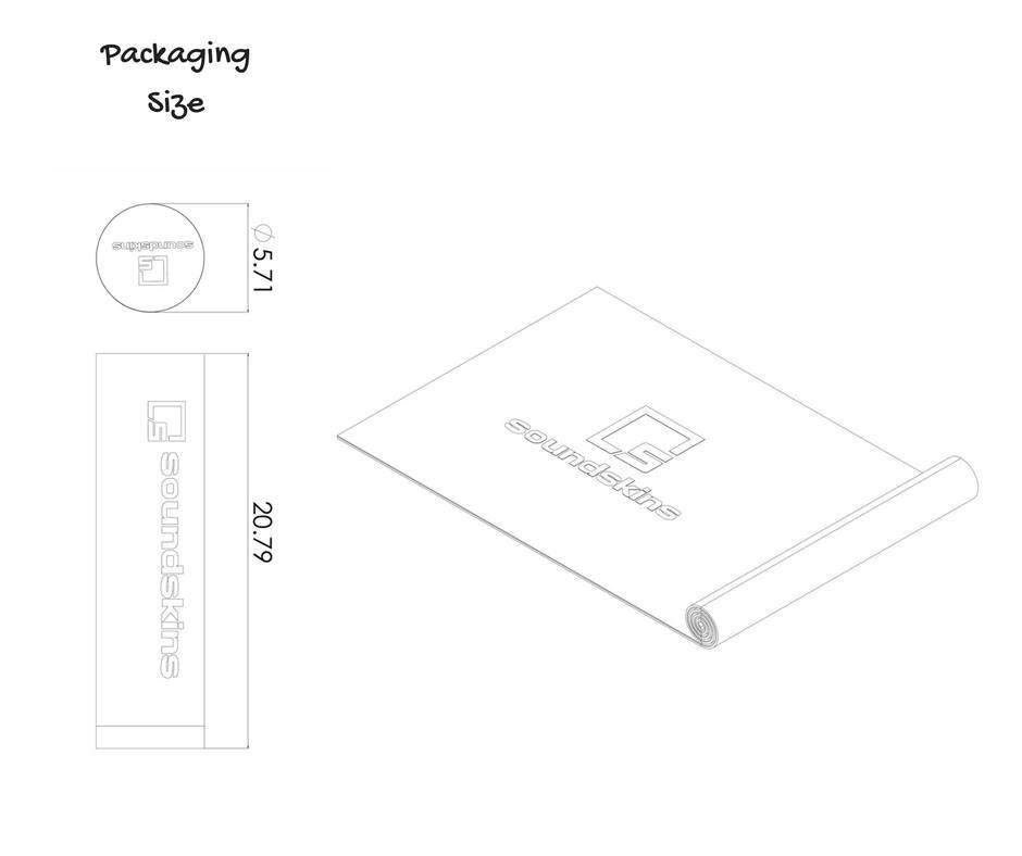 SoundSkins Pro Spec Sheet 1