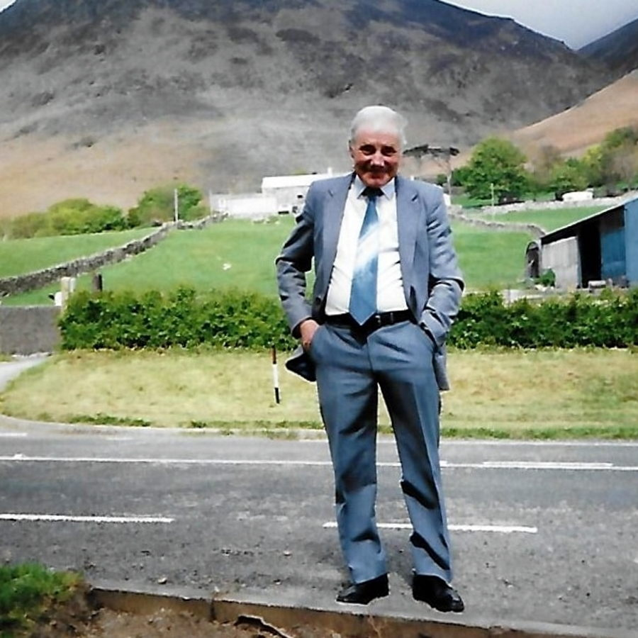 Ernest Bilsborough