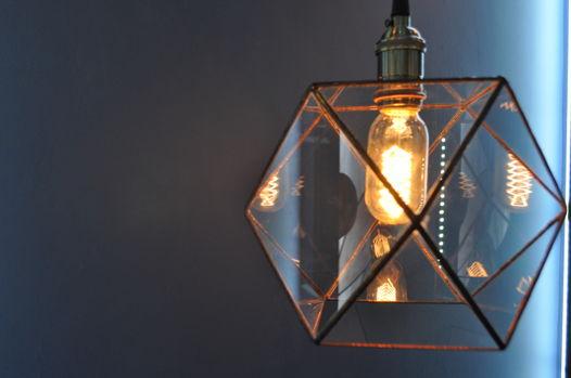Винтажная лампа РОМАНТИКА