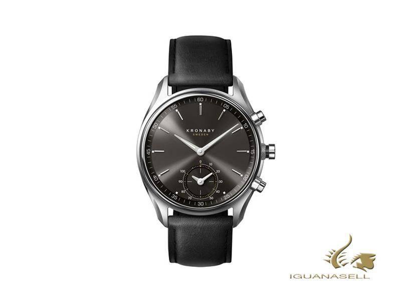 kronaby apex correa reloj automatico