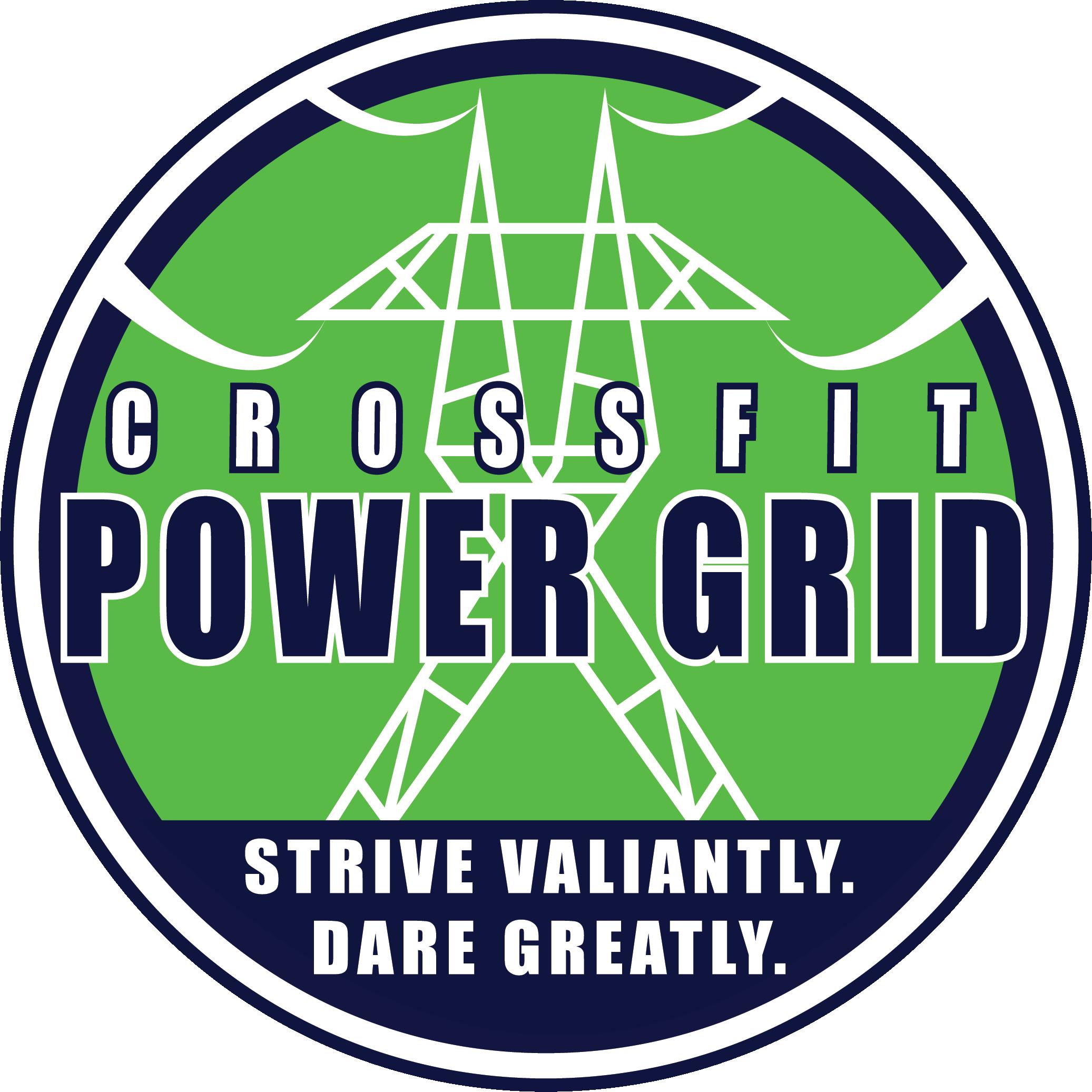 CrossFit Power Grid logo