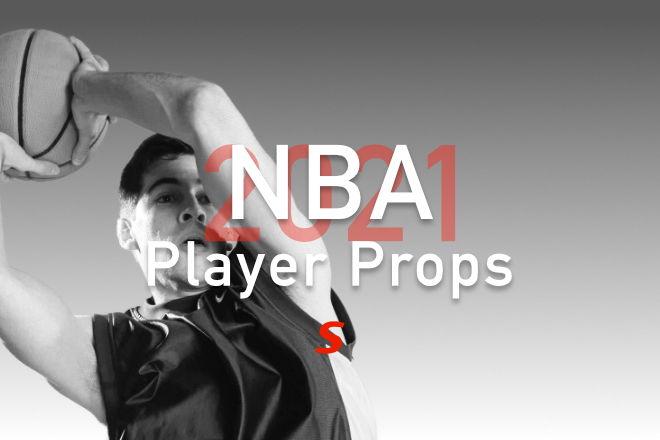 2021 NBA Players' Props Betting Picks