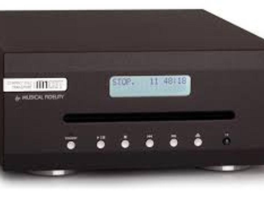 Musical Fidelity M1CDT CD Transport