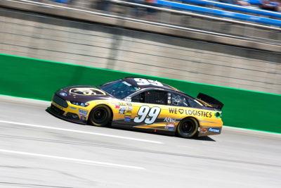NASCAR Sprint Cup Series QUAKER STATE 400