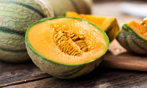 Melon Classified as a kind of a cucumber and belongs to the pumpkin family