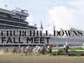 Churchill Downs VIP Day at the Races 2018 Fall Meet