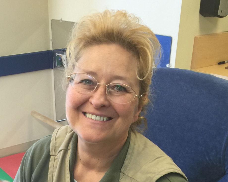 Mrs. Rene , Infant 1 Teacher's Aide