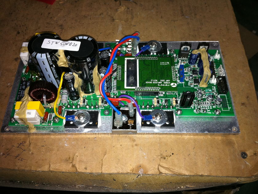 CLASS T MODUL UNIT AMP 047-105C AMAZING NEW AMP