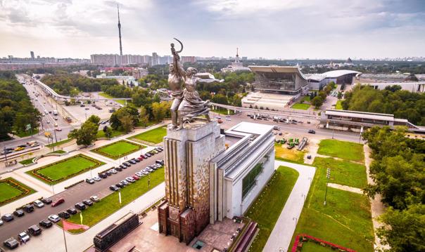 ВДНХ- великолепие Советской эпохи. Экскурсия-квест