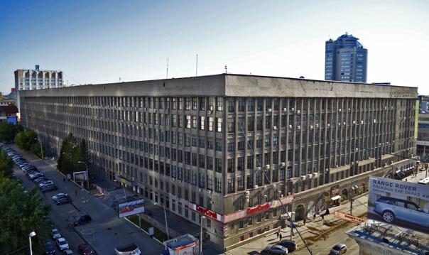 Пешеходная экскурсия «Екатеринбург — заповедник конструктивизма»