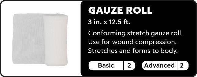 Gauze Roll
