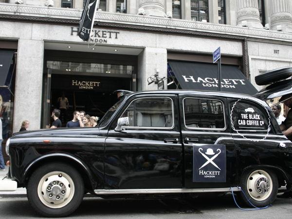The Black Cab @ The Black Cab Coffee Co