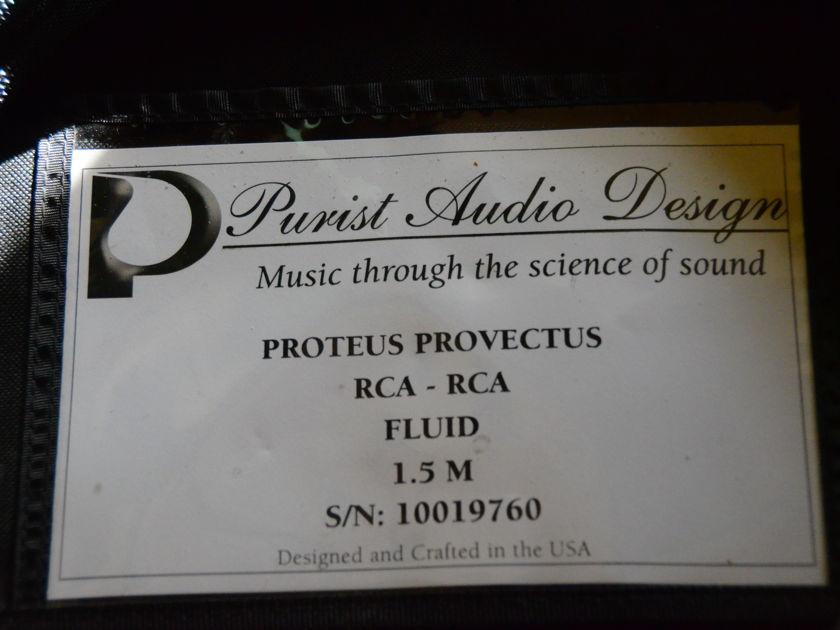 Purist Audio Design Proteus Provectus