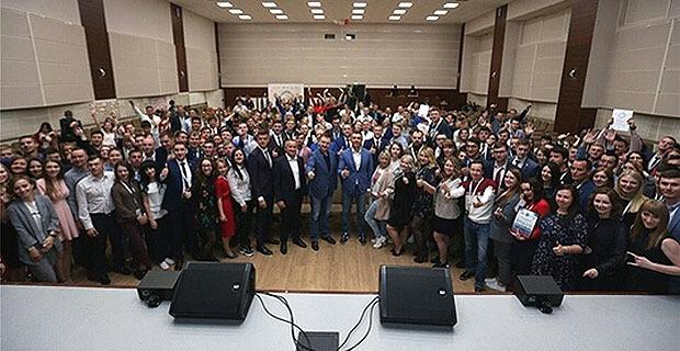 Молодежный проект «Радио «Pro Янтиково» поддержан грантом на Всероссийском форуме работающей молодежи - Новости радио OnAir.ru