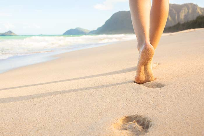 Take Care of Your Feet for Lower Back Pain Relief