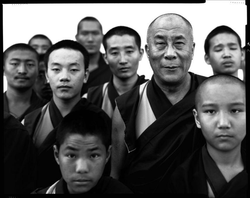 avedon dalai lama