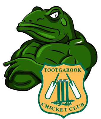 Tootgarook Cricket Club Logo