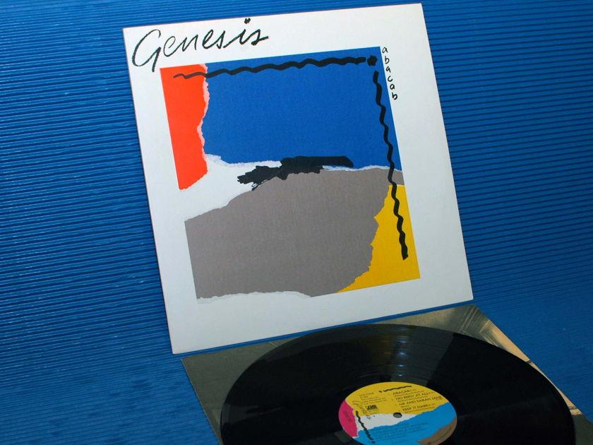 """GENESIS - - """"Abacab"""" - Atlantic 1981 cover"""