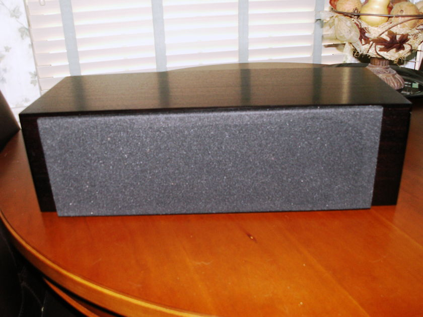 Totem  Mite T Center channel speaker, hifi and looks!