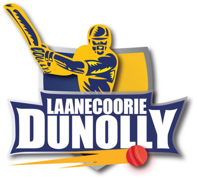 Laanecoorie-Dunolly Cricket Club Logo