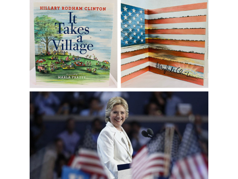 """""""It Takes A Village"""" by Hillary Rodham Clinton"""